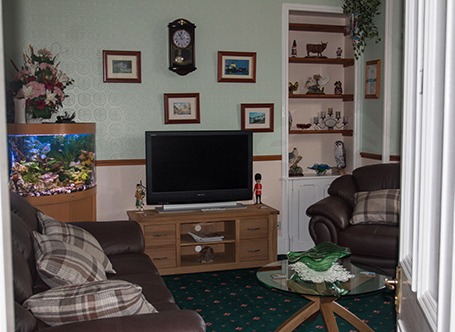 Accommodation in Inverness Scotland